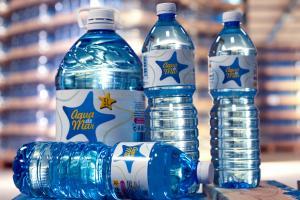 Lactoduero distribuye 'Agua de Mar' en El Corte Inglés, Grupo El Árbol y Supermercados Lupa | Castilla y León Económica