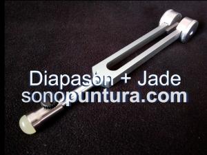 Diapasón Estética Facial más Piedra Jade https://bit.ly/DiapasonFacial